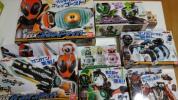 仮面ライダーゴースト ベルト・武器・アイコン・カード