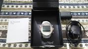 Shot Navi W1-FW ホワイト 腕時計型GPSゴルフナビ