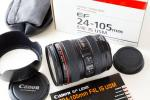 Canon EF24-105mm F4L IS USM ノンスモーク