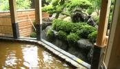 遊泳池 - ペア(2枚) 兵庫 川西 天然温泉「石道」入浴+食事3960円相当付4/6