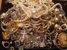 〈遺品整理〉貴金属 金 パール 宝石 指輪 ネックレス 大量