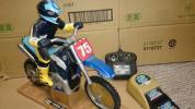 オフロードバイクYZ250レーサージャンク