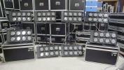 ◆LED-8灯ミニブルタイプ◆ 横型/8台セット ジャンク扱い