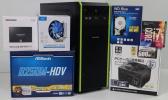 新品 Core i7 7700K 4.20Ghz/DDR4 16GB/SSD 250GB + HDD 2TB/B250M-HDV/Bluray/Office2013/Win 10 Pro 64/リカバリーディスク付属