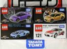 トミカ 東京オートサロン 2017 4台セット GT-R BRZ LP700-04 86