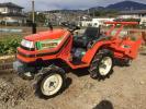 日の本 トラクター CX13  13馬力 4WD  実働品  売切