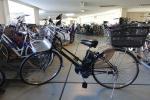 【引き取り限定】東京 田町 港区 芝浦 電動自転車 パナソニック 13.2AH 即決♪【要整備】