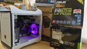 自作デスクトップPC i7-3770/GTX960/8G/SSD240GB/Win10