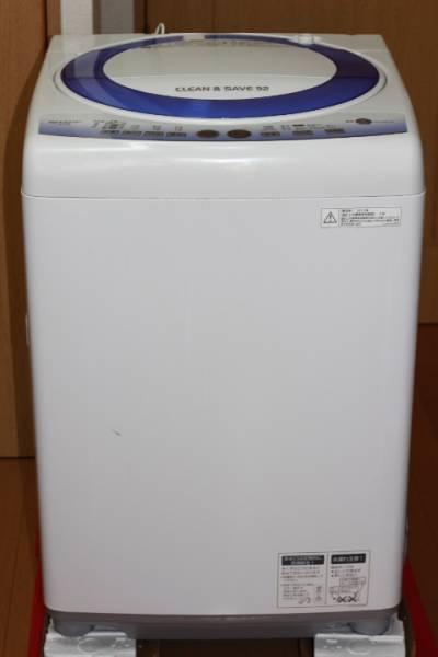 美品 手渡し/ 商品券可 シャープ 7kg洗濯機 ES-T705(ES-GE70)
