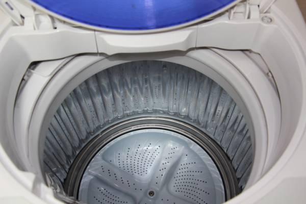 美品 手渡し/ 商品券可 シャープ 7kg洗濯機 ES-T705(ES-GE70)_画像2