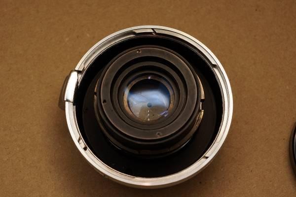 Nikon ニコン 日本光学 W-NIKKOR・C 3.5cm F2.5 ニコンSマウント