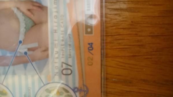 2014HITs 平嶋夏海 4枚限定ビキニオールカード!!_画像2