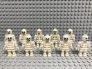 ☆ガイコツ☆ レゴミニフィグ大量10体 ドクロ ホネホネ 骸骨