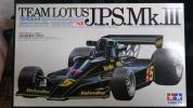 タミヤ 1/12 BIG SCALE No.20 JPS MkⅢ LOTUS ロータス 78