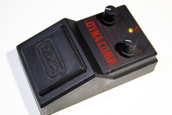 【MXR】DYNA COMP 2000Series ダイナ・コンプ 80年代レア黒筐体 USA製