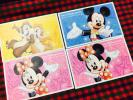 東京ディズニーランド・シー☆共通券1〜4枚☆入札は1枚価格で