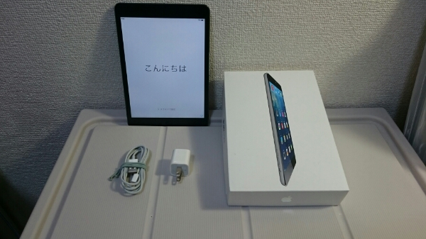 iPad mini Wi-Fi 16GB MF432J/A
