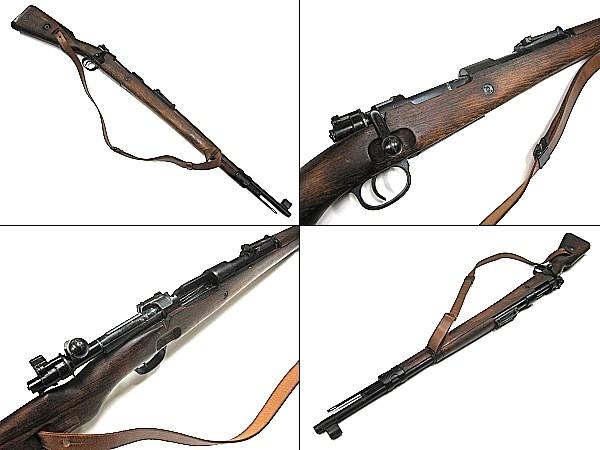 CMC モデルガン モーゼル kar 98k スリング付(カート無)Mauser_画像3