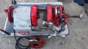 REX N50AⅢ ネジ切り 配管 ガス 水道 電気 レッキス
