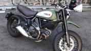 個人出品です Ducati スクランブラーアーバンエンデューロ 豊島区 車検:平成30年5月まで