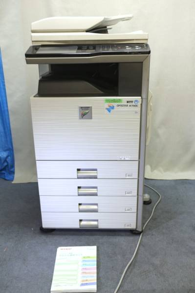 AR09◆シャープ◆業務用フルカラー複合機/MX-2600FN