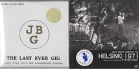 Jeff Beck / The Last Ever Gig(Tara2CD)+Helsinki1971(EVSD1CD)