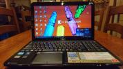 東芝 dynabook T552/58 core i7 3610QM 8GB 新SSD256GB win10 office 外HDD750GB