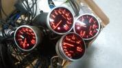 Defi コントローラー ブースト 水温 油温 油圧