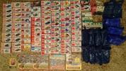 新品トミカ100個+DVD4枚セット!色々まとめて!初回限定・ハッピーセット・非売品・ディズニー・クロネコヤマトミニカー・たくさん☆