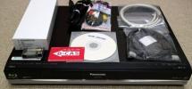 ブルーレイ/DVD 250GB■Panasonic ディーガ DMR-BR500 新リモ a