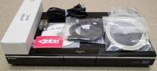 BR/DVDレコーダー HDD1TB■シャープ BD-HDW80 新品リモコン b