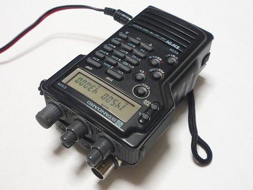 美品C520 J無し144/430MHzジャンク扱い送受信改造済み