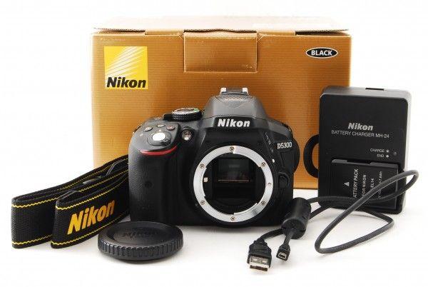 ★超美品!★ Nikon ニコン D5300 ボディ 157271