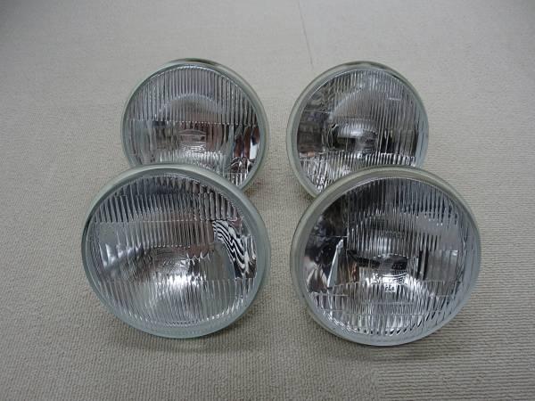 ■ハコスカ ケンメリ 旧車 KOITO製 丸目4灯 ヘッドライト 1台分 4個■