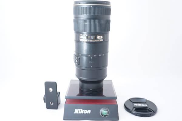★人気の銘玉★Nikon ニコン AF-S 70-200mm f2.8G II ED VR