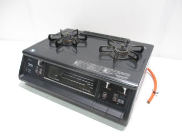 パロマ paloma PA-350WA-R LPガステーブル 14年製○