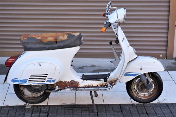 「vespa☆ベスパ☆ET3 125cc プリマベーラ 部品取り車」の画像1