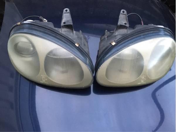 カプチーノ EA11 ヘッドライト左右