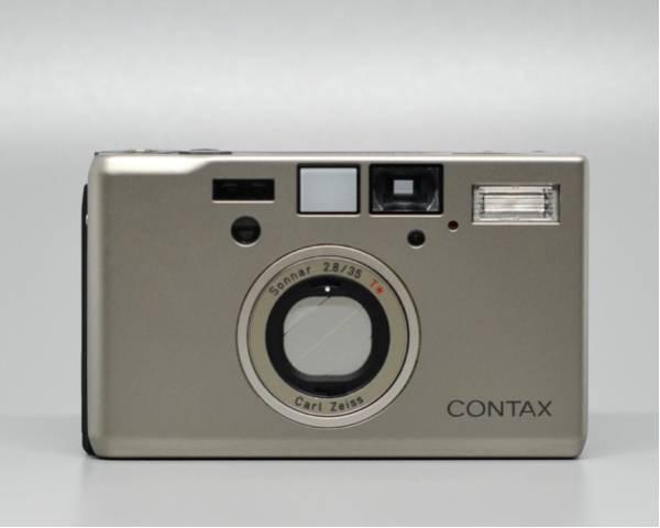 contax T3 コンタックス カメラ フィルム