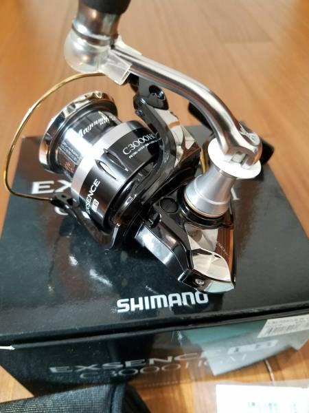 シマノ13エクスセンスlc3000hgm中古美品