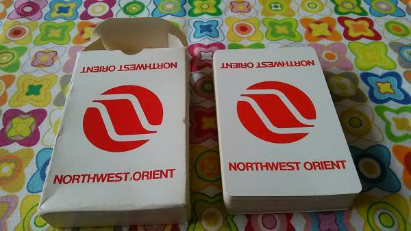 Northwest orient airlines logo
