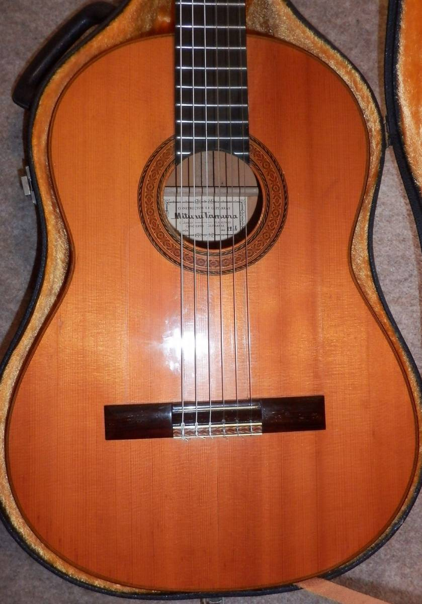 Flamenco guitar