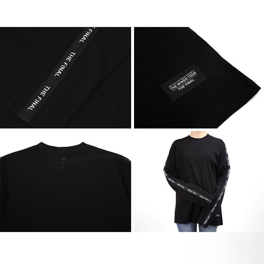 bts ツアーtシャツ