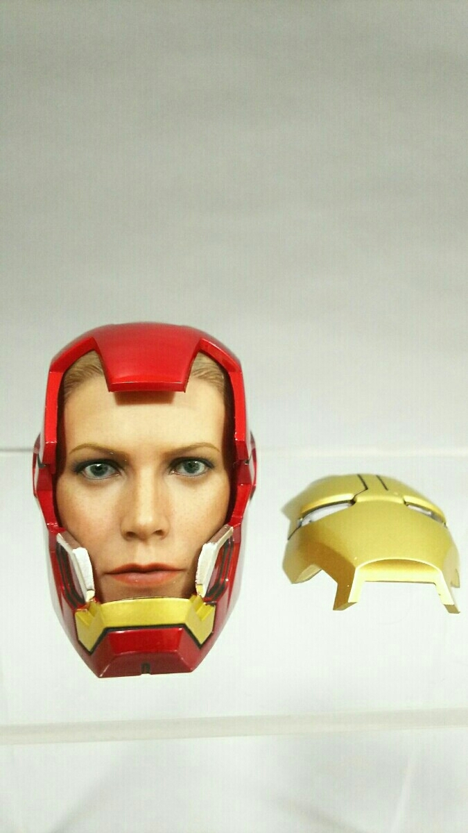 アイアンマン3 ペッパー
