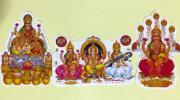 インド神話最ご利益? パールヴァティ ガネーシャ サラスヴァティ