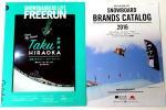 ◆◆新品◆◆FREERUN◆平岡 卓◆付録:JSBAカタログ