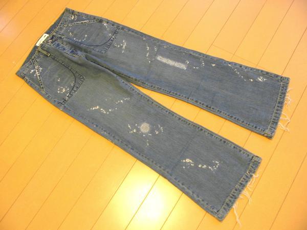 Как сделать из бумаги джинсы 408