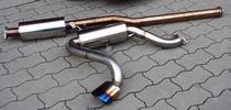 BMW ミニ クーパーS R53 オールステンマフラー 60-130Φ