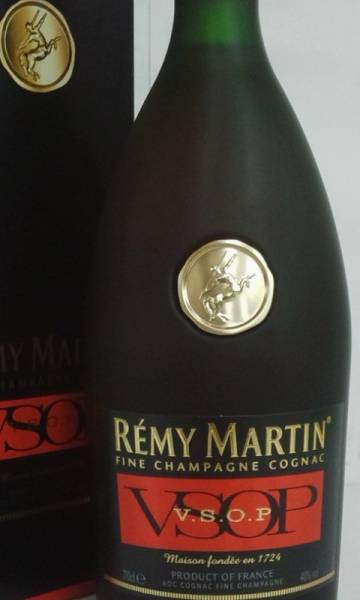 Remy martin fine champagne cognac vsop 700 ml