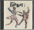 即★THAT'S EUROBEAT Vol.3 ♪ ザッツ・ユーロビート★